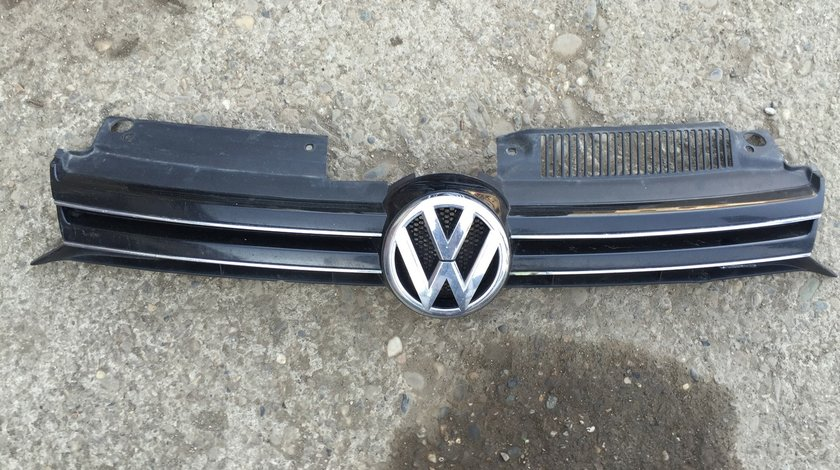 Grila radiator VW Golf 6 2009 2010 2011 2012