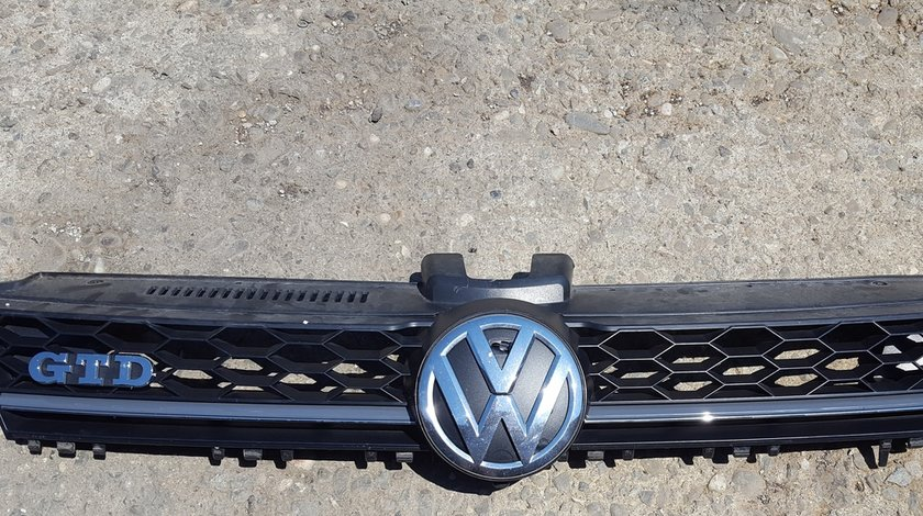Grila radiator vw golf gtd 2015