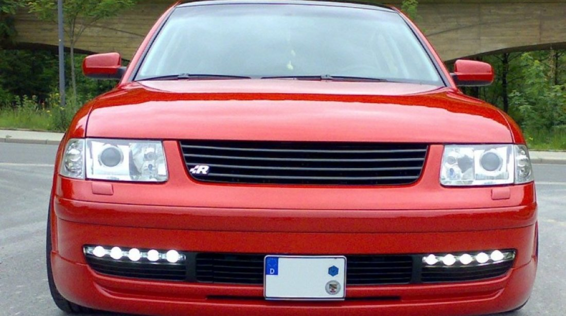 GRILA RADIATOR VW PASSAT 3B - NEW DESIGN