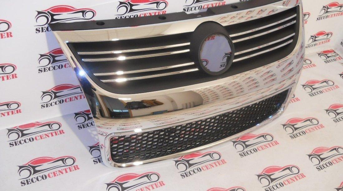Grila radiator VW Touareg 2007 2008 2009 2010