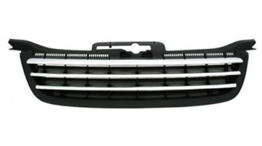 GRILA RADIATOR VW TOURAN BLACK/CROM -COD FKSG946