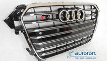 Grila S4 Audi A4 B8.5 facelift 2012-2015