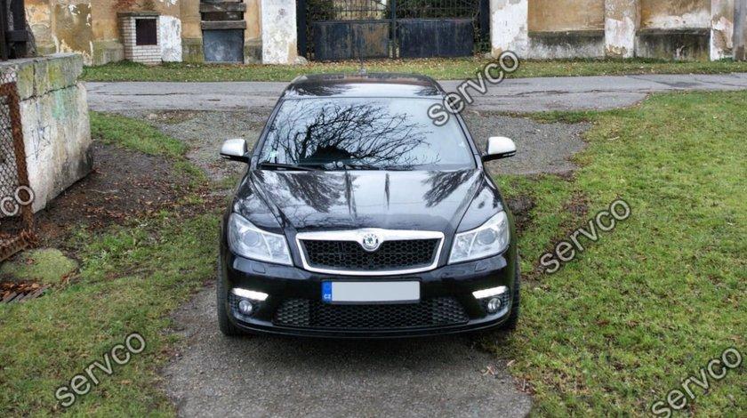Grila Skoda Octavia MK2 Facelift 2009-2013 v7