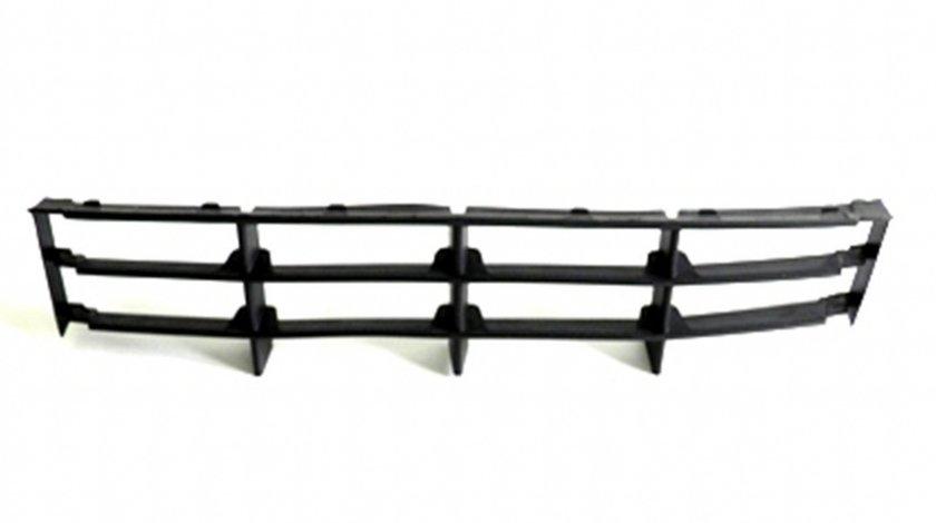 Grila spoiler Skoda Fabia 2 Facelift Roomster 2010- Grila spoiler 5J0853677A centrala