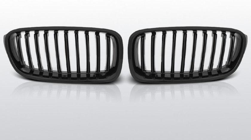 Grila sport BMW F30 / F31 10.2011- negru lucios