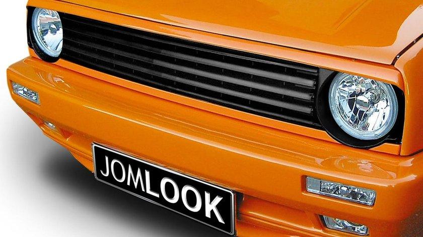Grila sport VW GOLF 2 cu 2 Faruri negru