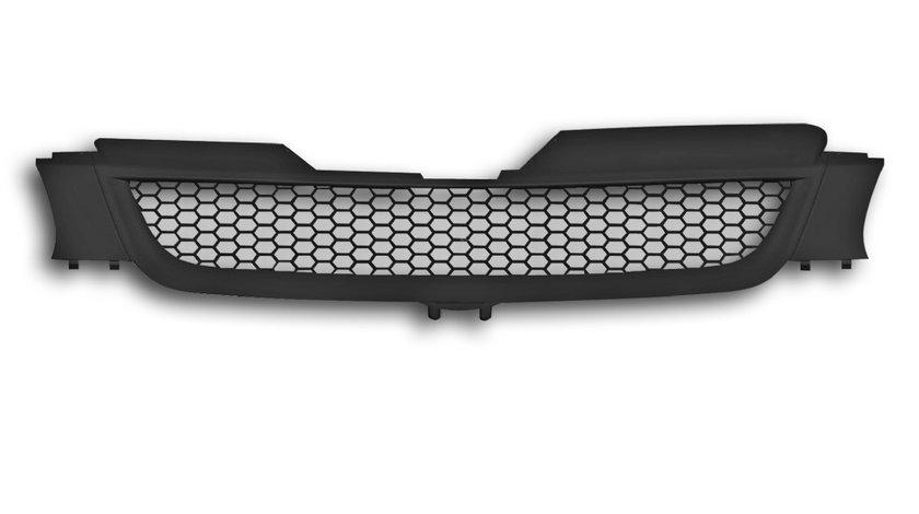 Grila sport VW Golf 5 negru model Fagure