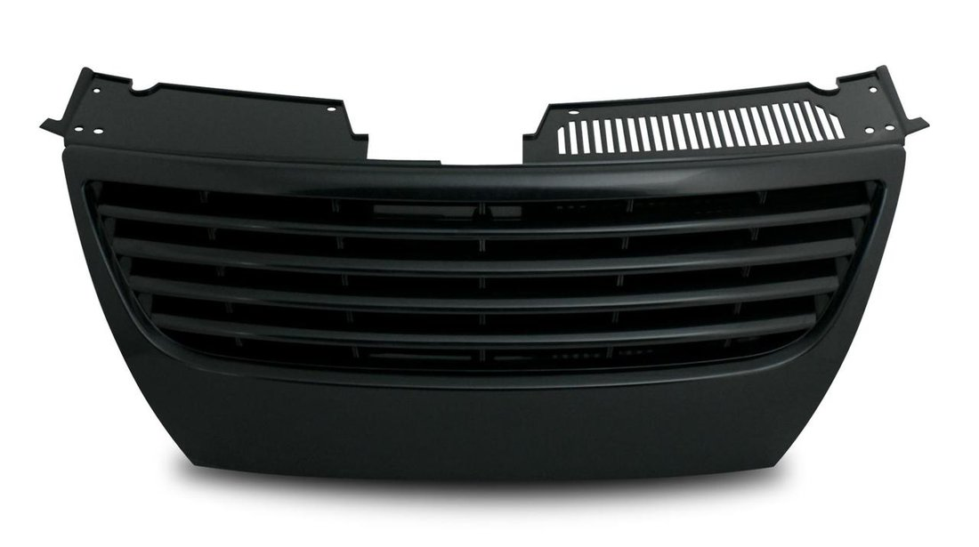 Grila sport VW Passat 3C negru plastic ABS