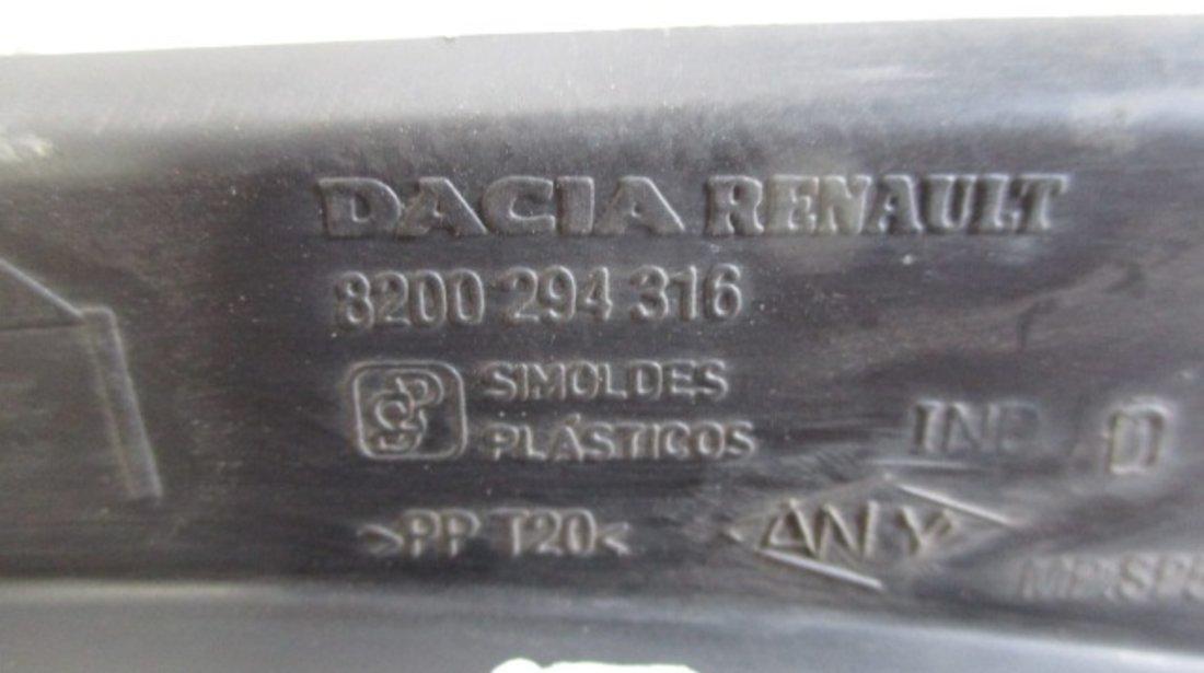 GRILA STERGATOARE PARTEA DREAPTA COD 8200294316 DACIA LOGAN FAB. 2004 - 2012 ⭐⭐⭐⭐⭐
