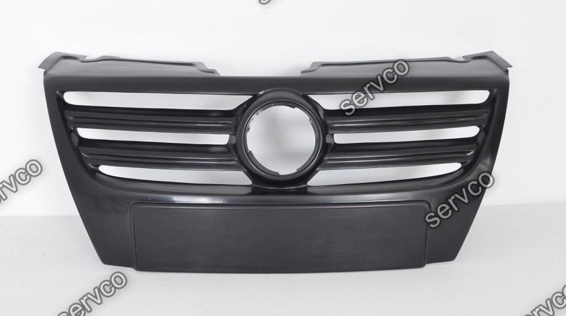 Grila tuning sport Volkswagen Passat B6 3C Rline  2005-2010 v1