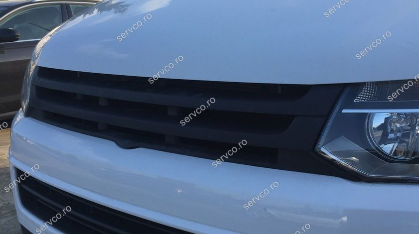 Grila tuning VW T5 Transporter Caravelle Multivan Facelift ver2
