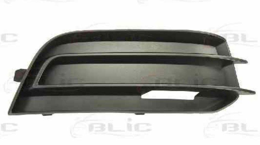 Grila ventilatie bara protectie AUDI A1 Sportback 8XA 8XK BLIC 6502-07-0045916P