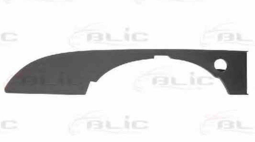 Grila ventilatie bara protectie AUDI A4 8EC B7 BLIC 5513-00-0028927P