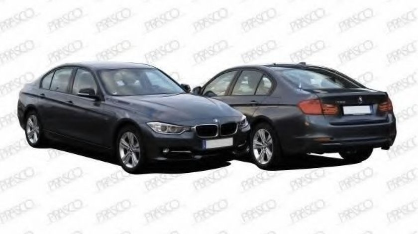 Grila ventilatie, bara protectie BMW Seria 3 (F30, F35, F80) (2011 - 2016) PRASCO BM0282135 piesa NOUA