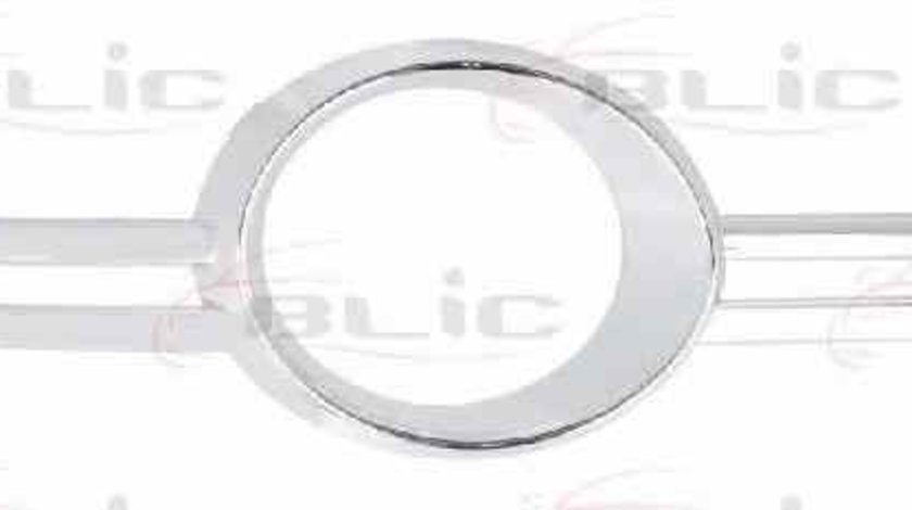 Grila ventilatie bara protectie MERCEDES-BENZ C-CLASS W204 Producator BLIC 6502-07-3518997P