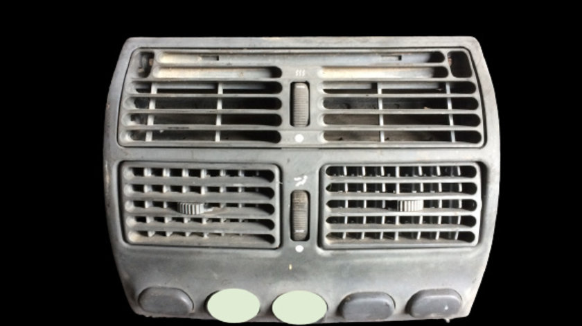 Grila ventilatie bord centru Fiat Punto prima generatie [1993 - 1999] Hatchback 3-usi 1.1 MT (55 hp) (176) 1.1 SPI