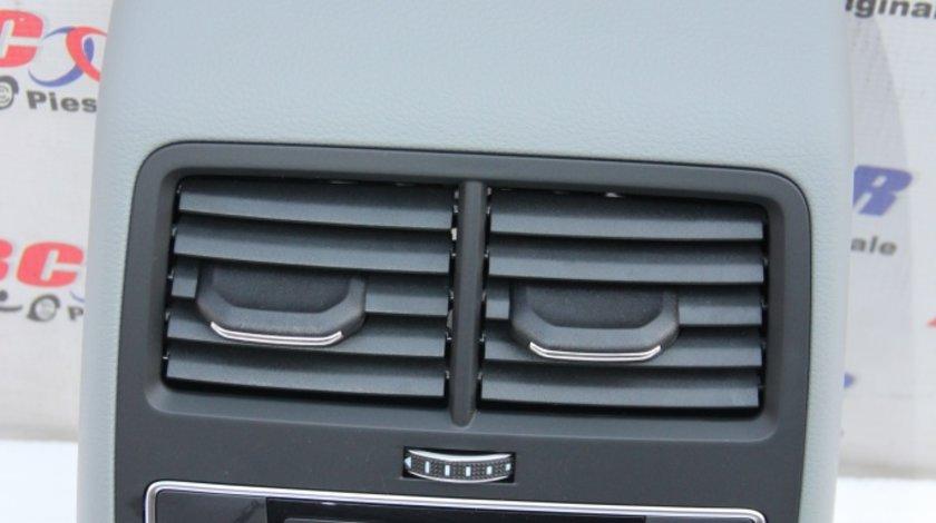 Grila ventilatie spate si comenzi consola centrala Audi A5 F5 cod: 8W0864376 model 2018