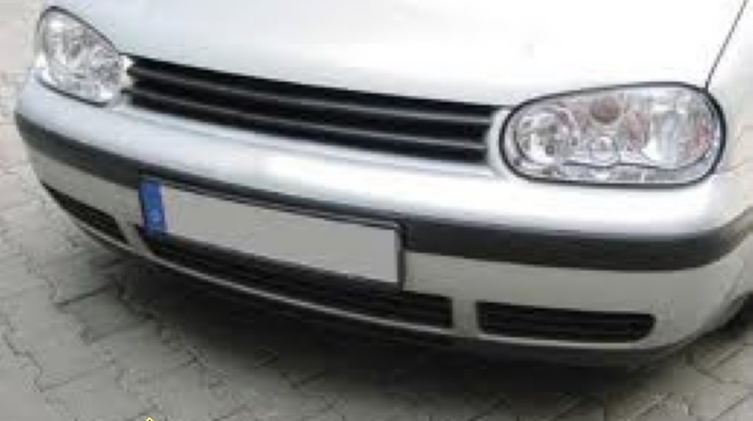Grila Vw Golf 4 - GRILA RADIATOR VW GOLF 4 FARA LOGO