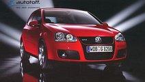 Grila VW Golf 5 model GTI