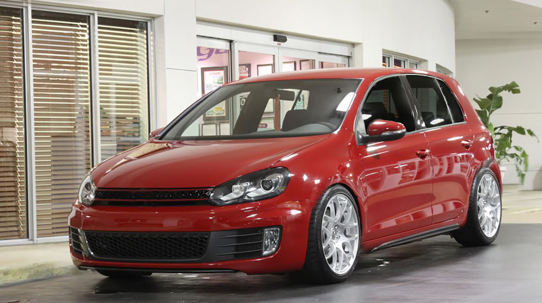 Grila VW Golf 6 (08-12) GTI Design