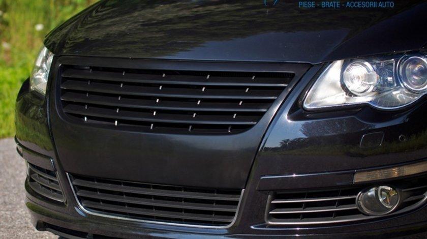 Grila VW Passat 3C 2005-2009 fara semn cu sau fara PDC