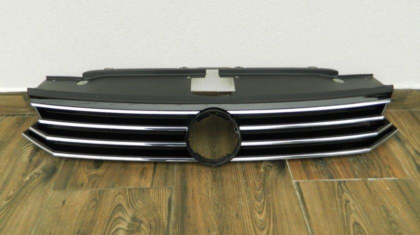 Grila VW Passat B8 model 2015-2017 cod 3G0853653