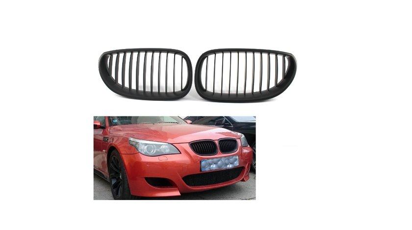 Grile aerisire radiator / capota BMW E60 E61 seria 5(2003-2009) M Look