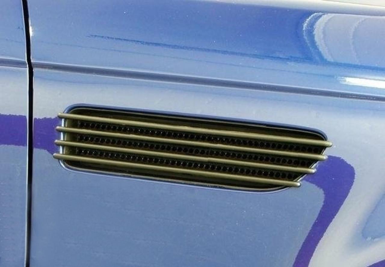 GRILE ARIPI LATERALE BMW SERIA 3 E46 (98-05) M3 DESIGN