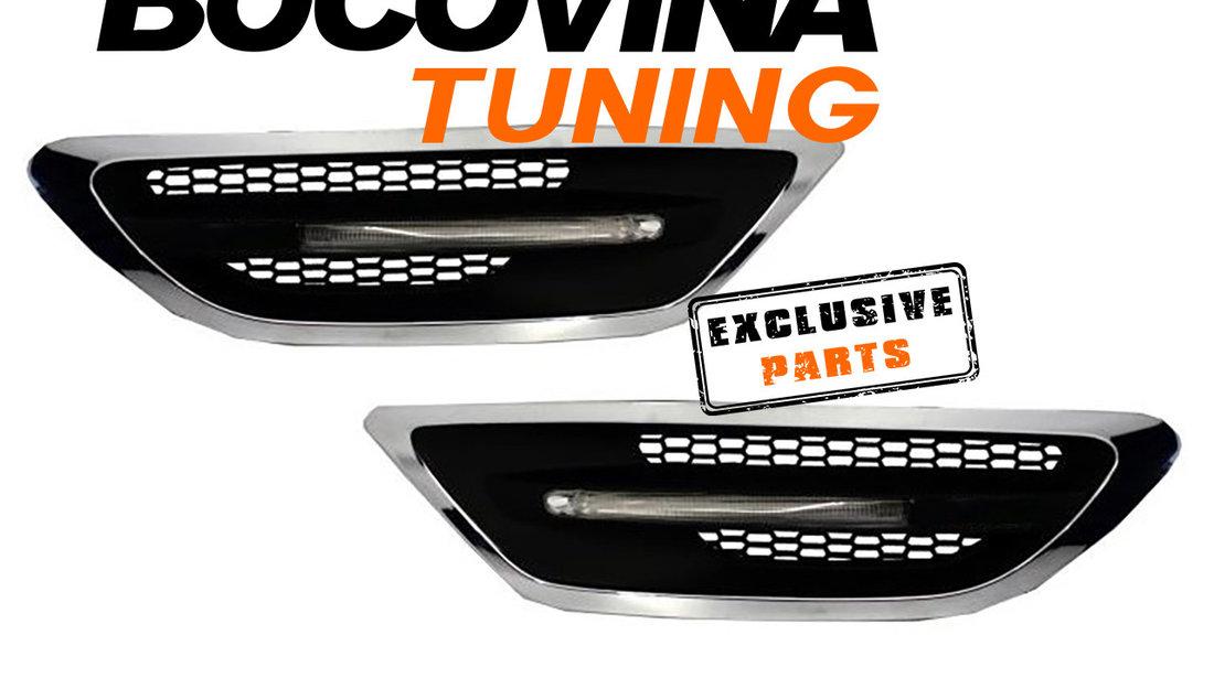 Grile aripi laterale BMW Seria 5 F10/ F11 (10-17) M5 Design