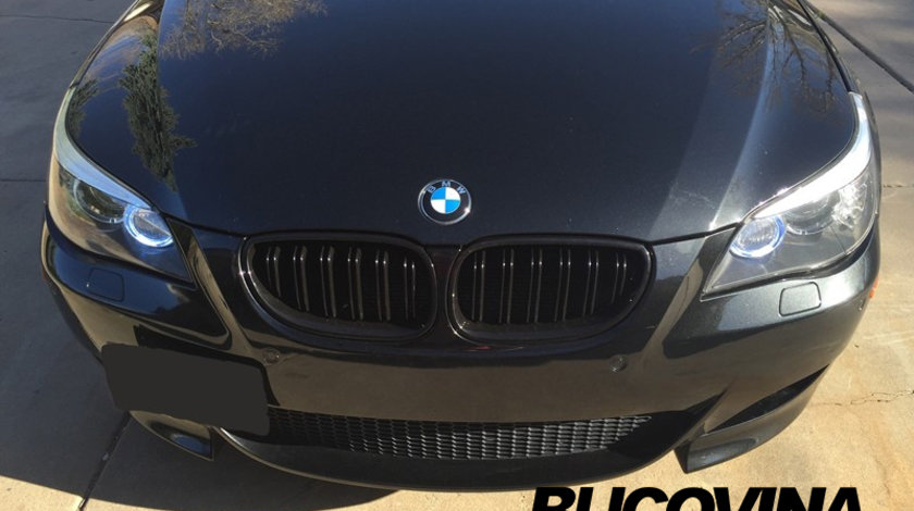 GRILE BMW DUBLE SERIA 5 E60