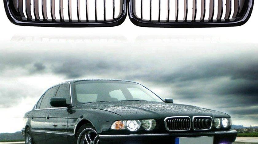 Grile BMW E38 94-02 negru lucios