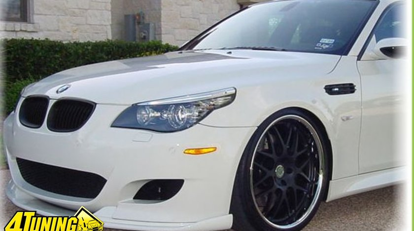 GRILE BMW e60 e61 negre negru mat pret promotional 199 ron