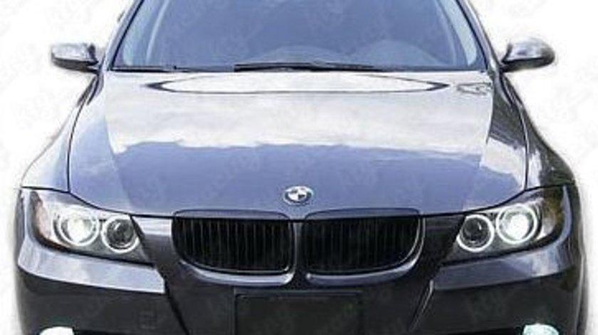 Grile BMW e91 non-facelift negru mat