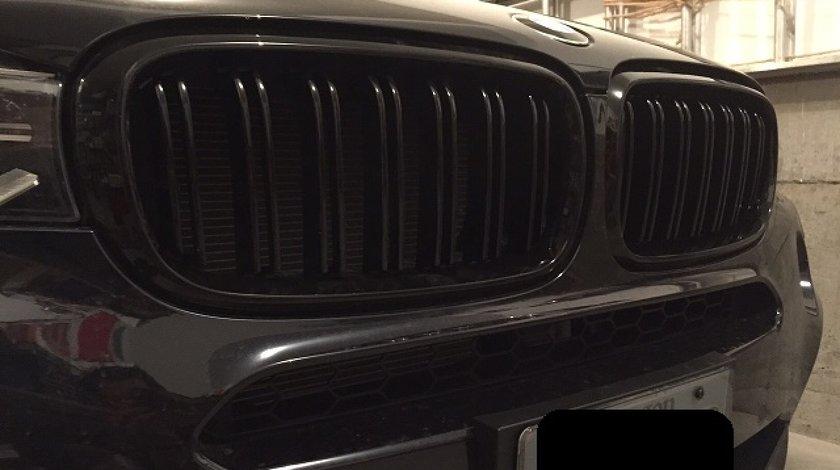 Grile BMW F15 F16 X5 X6 M Look Duble 2014+ ⭐️⭐️⭐️⭐️⭐️