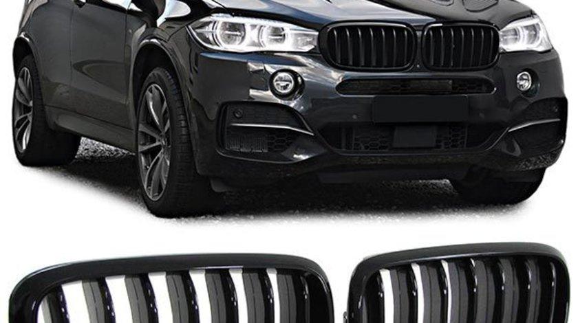 GRILE BMW F15 X5 F16 X6 M NEGRE