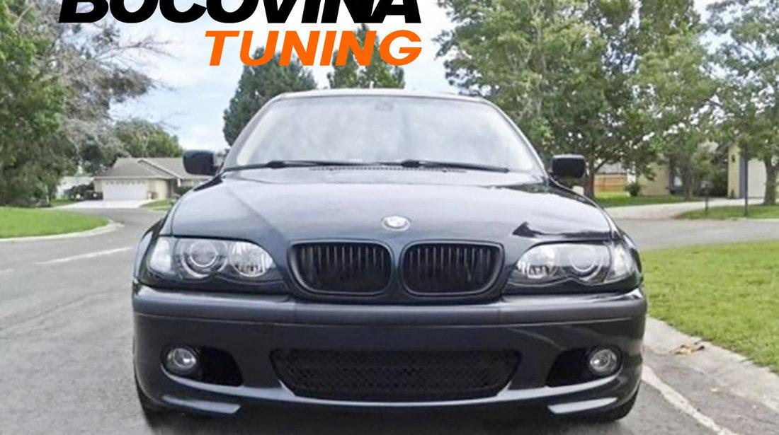 Grile BMW Seria 3 E46 (01-05) Negru Mat