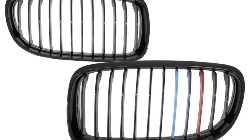 GRILE BMW SERIA 3 E90/ E91 (08-11) M-POWER DESIGN