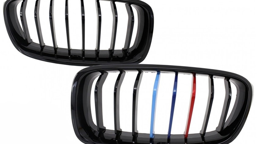 GRILE BMW SERIA 3 F30/ F31 (11-18) M-POWER DESIGN