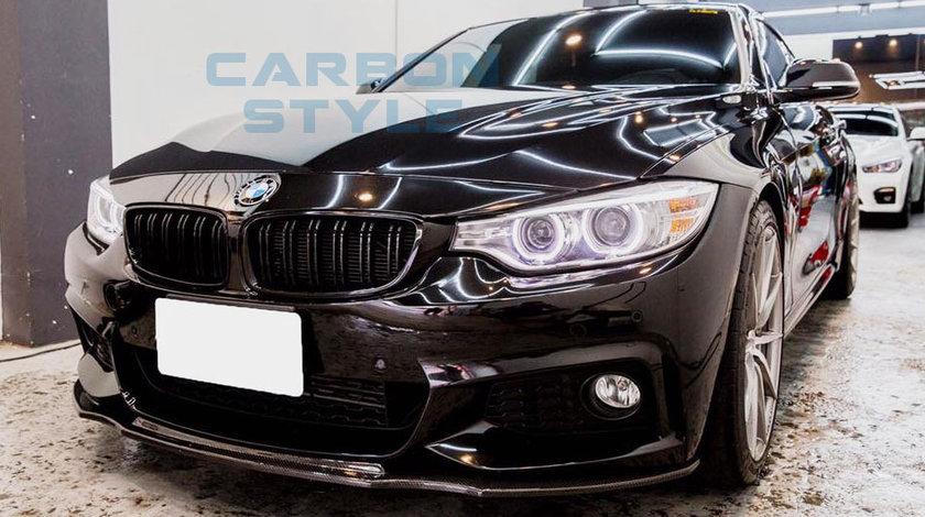 Grile BMW Seria 4 F33 Cabrio Finisaj Negru Lucios