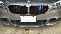 GRILE BMW SERIA 5 F10 NEW M5 M LOOK NEGRU ///M COL...