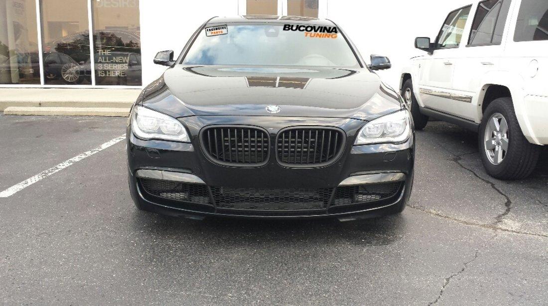 Grile BMW Seria 7 F01 (08-15) NEGRU MAT