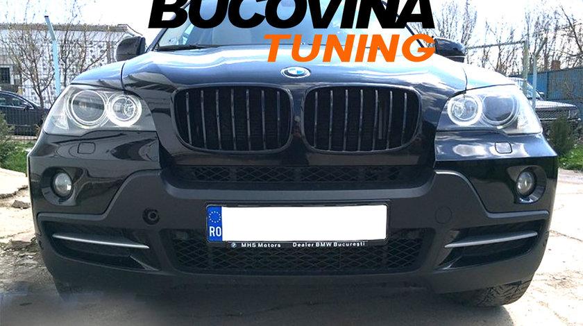 Grile BMW X5 E70 (07-13) Negru lucios