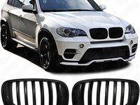 Grile BMW x5 E70 culoare neagra non-facelift