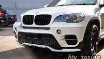 Grile BMW x5 E70 negru mat 2007-2010