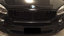 Grile BMW  X5 X6 F15 F16 M Look Duble 2014+
