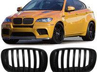 Grile BMW x6 E71 culoare neagra
