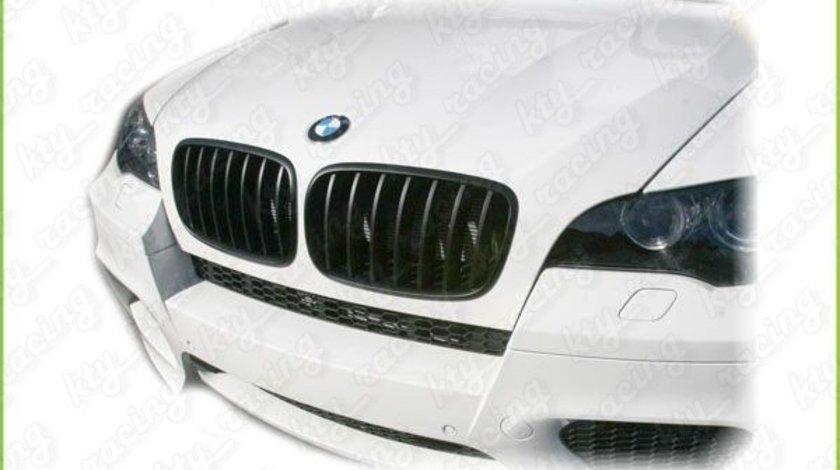 Grile BMW x6 non-facelift culoare negru mat