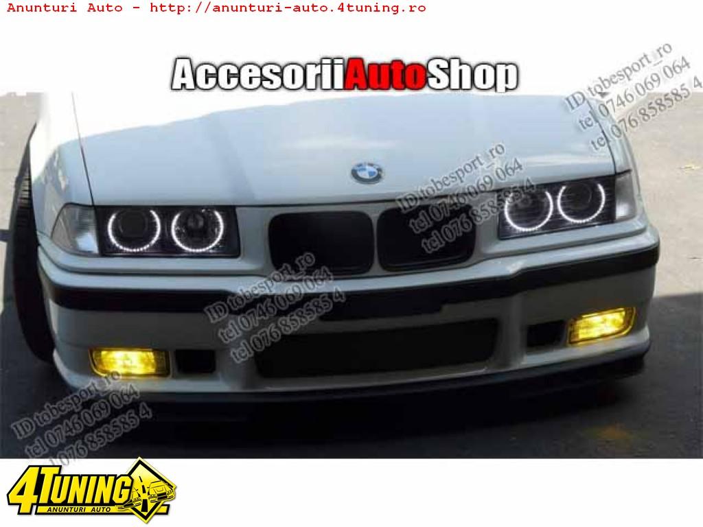 Grile Capota BMW E36 1992 1997 Negru Mat 165 RON