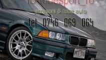 Grile Capota BMW E36 facelift Negre