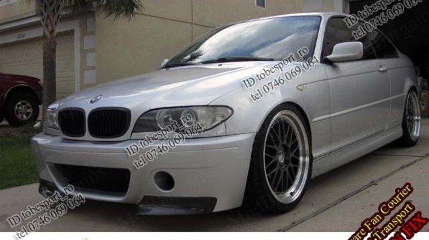 Grile Capota BMW E46 Coupe Cabrio Facelift 2003-2005 Negre